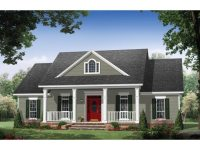 Country House Plans with Basement Lovely Colonial House ...