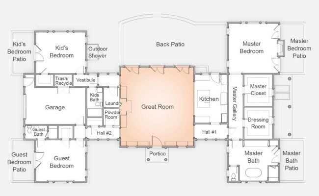Lovely Hgtv Smart Home 2014 Floor Plan New Home Plans Design