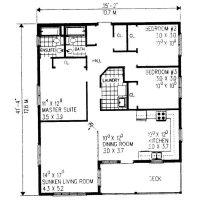 3 Bedroom 1 2 Bath House Plans | Bedroom Review Design