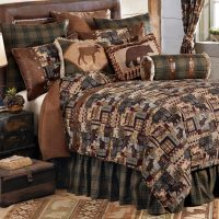 Log Cabin Bedding Sets - talentneeds.com