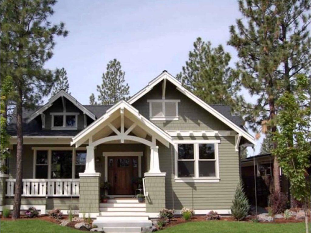 Modern Craftsman Bungalow House Plans Best Of Bungalow