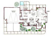 Modern Floor Plans for Houses Unique 100 [ Modern House ...