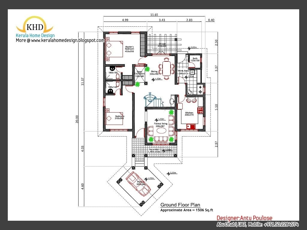 Modern House Plans 2000 Sq Ft Beautiful 100  500 Sq Ft