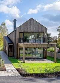 Modern Shed House Plans Inspirational Best 25 Modern Barn ...