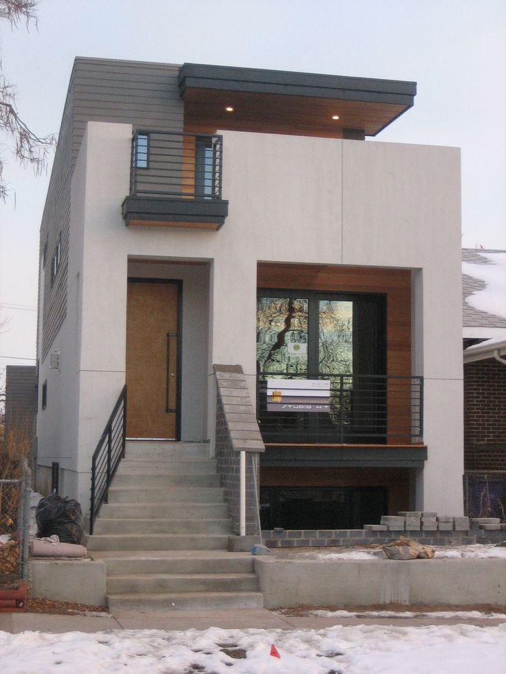 Modern Small Two Story House Plans Unique 25 Best Small