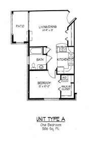 One Bedroom House Plans Loft Inspirational Cortland Mons ...