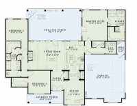 One Level House Plans with No Basement Fresh E Level House ...