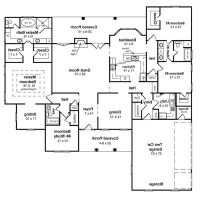 Ranch House Floor Plans with Walkout Basement Best Of ...