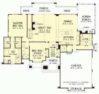 Ranch House Floor Plans with Walkout Basement Lovely House ...