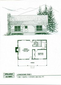 Simple Log Cabin Floor Plans Wow! Log Cabin Designs and ...