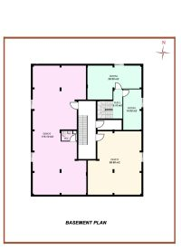 New Small House Plans with Basements - New Home Plans Design