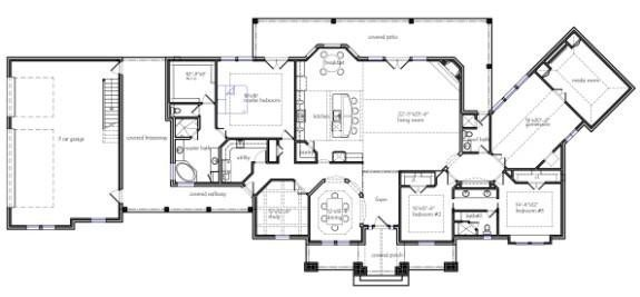 Texas House Plans Ranch Style Best Of Prairie Style House