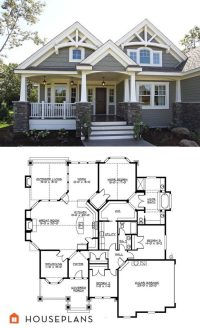 Top Craftsman House Plans Fresh top 25 Best Craftsman ...