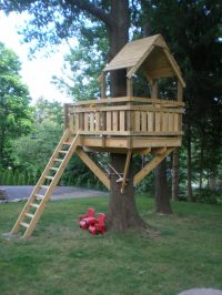 Unique Tree House Plans and Designs Free