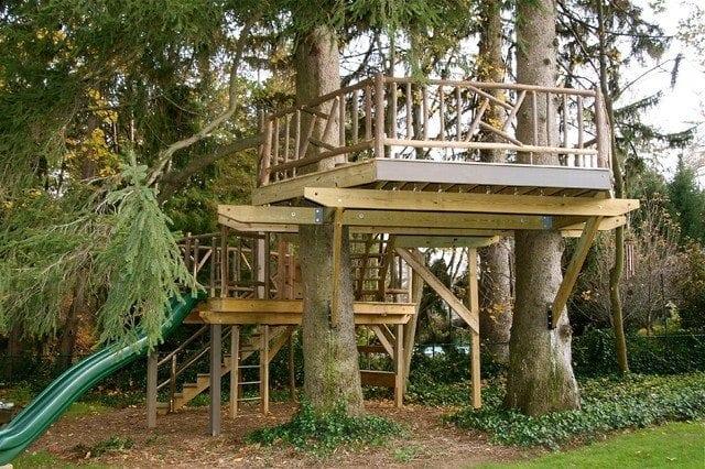 New Tree House Plans Pdf