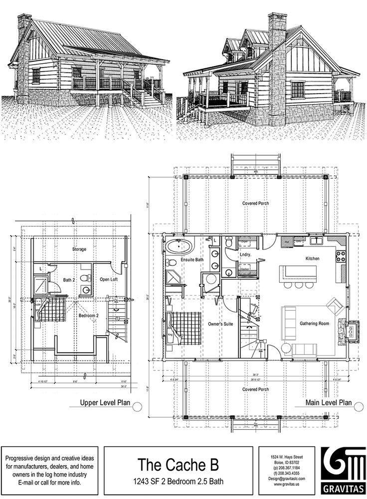 Two Story Log Cabin House Plans Cool Best 10 Cabin Floor