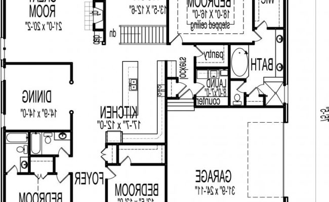 3 Bedroom Open Plan House Plans A Three 3 Room Home Plan Can Have All The Upscale Amenities For An Average Family To Live Gotasdelorenzo