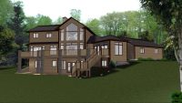 2 Story House Plans with Walkout Basement Beautiful 2 ...