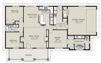 3 Bedroom Ranch Style House Plans Fresh Ranch Style House ...