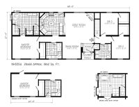 Best Ranch Style House Plans Awesome Cool Simple Ranch ...