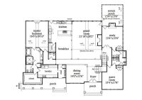 House Plans 1 Story with Basement Unique House Plans with ...