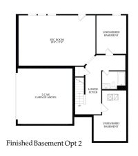 House Plans with Finished Basements Unique Unusual