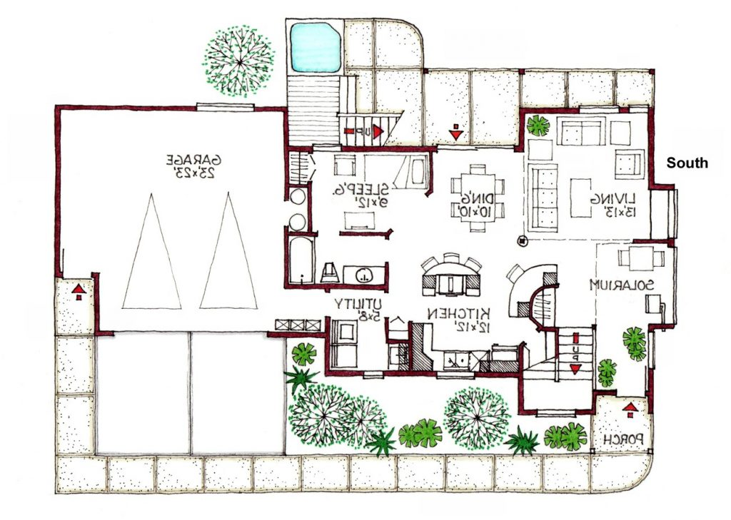 Amazing Housing Floor Plans Modern  New Home Plans Design