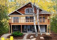 Lakefront House Plans with Walkout Basement Beautiful Lake ...