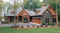 Lakefront House Plans with Walkout Basement Luxury ...