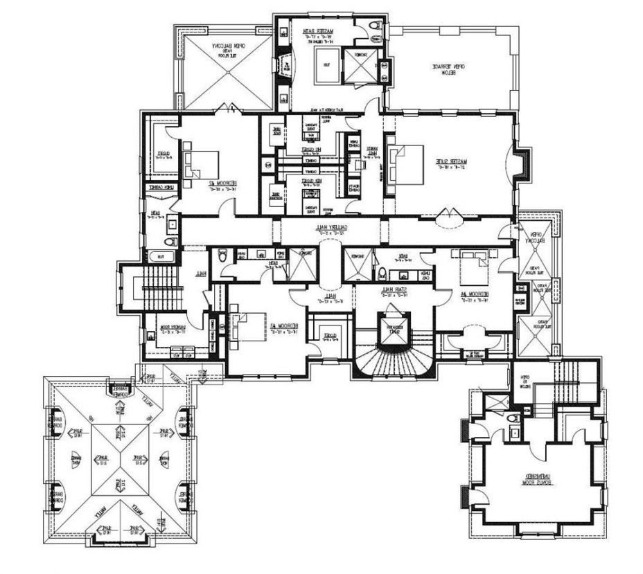 Large Ranch Style House Plans Awesome Ranch Style House
