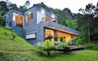 Modern Hillside House Plans Awesome Modern Hillside House ...