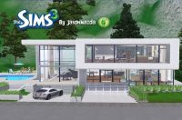 Best Of Modern House Floor Plans Sims 3 - New Home Plans ...