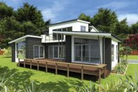 Modern Lakefront House Plans New Nice Lakefront House ...