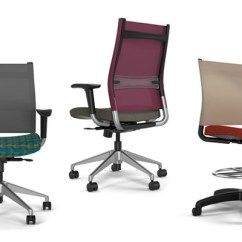 Ergonomic Task Chair Lumbar Support Chairs And Tables Buffalo Ny Sit On It Wit Mesh - Arizona Office Furniture