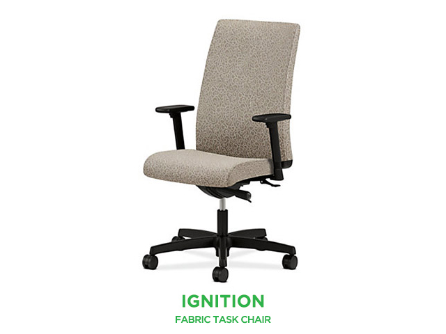hon ignition fabric chair french bistro table and chairs outdoor task main image arizona office furniture