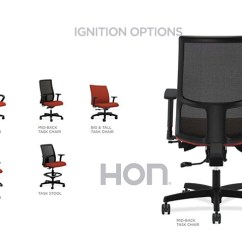 Hon Ignition 2 0 Chair Review Leather Cover Fabric Task Big Tall Arizona Office Furniture Options