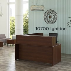 Hon Desk Chairs Wedding Poland Reception Desks - Arizona Office Furniture