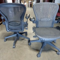 Herman Miller Used Office Chairs 1930s Rocking Chair Aeron Size B And A Arizona Furniture