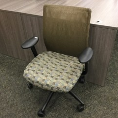 Steelcase Jersey Chair Review Stool For Sale Used Task Arizona Office Furniture