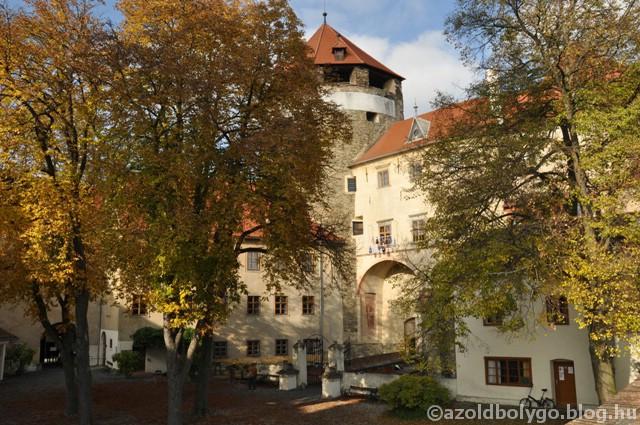 Szalónaki vár (ma: Stadtschlaining)