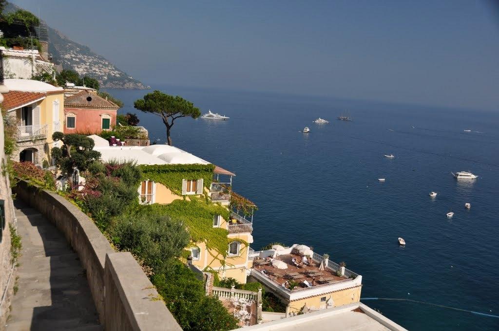 Amalfi, Positano, Smaragd-barlang