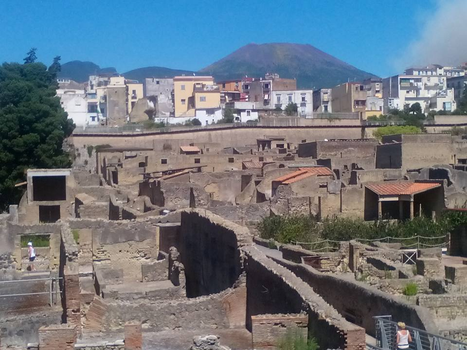 A másik Pompeii  – Herculaneum