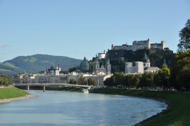 A Mozart város (Salzburg II.)