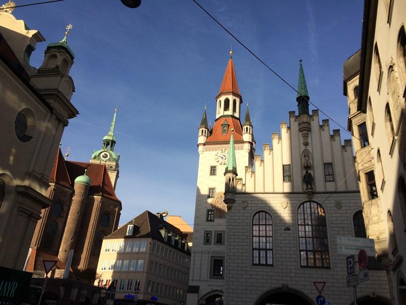A titkokkal teli óváros, München (I.)