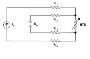 Resistance Temperature Detector (RTD)  Principle of