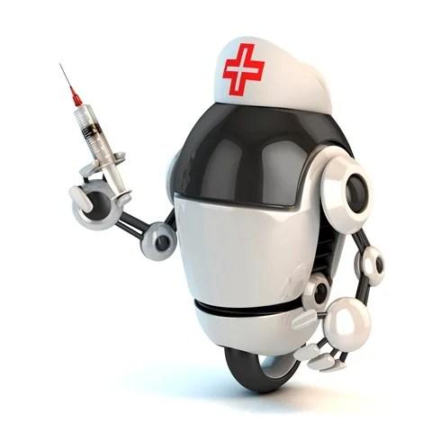 RoboNurse Coming Soon to a Hospital Near You