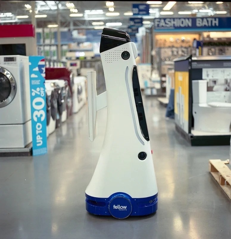 Lowe's Fellow Robots Launch New Autonomous Retail Service