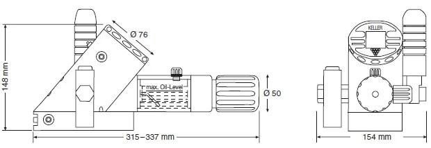 Using Keller UK's High-Precision Pressure Calibrators on
