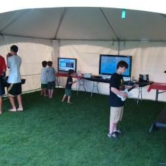 Chair Rentals Phoenix Rental Kansas City Video Game Tent Scottsdale Party