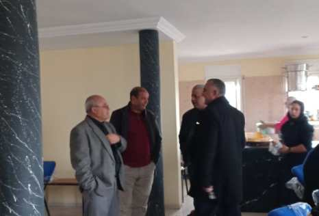الافتتاح الرسمي لدار الطالبة بجماعة سيدي علي بن حمدوش دائرة آزمور
